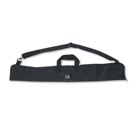 "Quartet - Display Easel Carrying Case, 38 1/5""W x 1 1/2""D x 6 1/2""H, Nylon - Black"