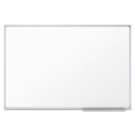 "Mead Dry-Erase Board, 72"" x 48"", Aluminum Frame"