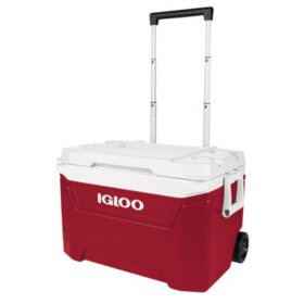 Igloo 60-Quart Rolling Tailgate Cooler