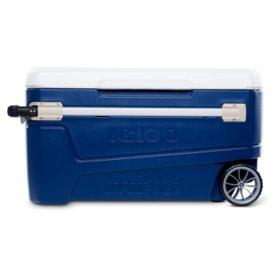 Igloo Glide Roller Cooler, (110 qt.)