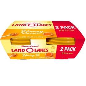 Land O Lakes Honey Butter Spread (6.5 oz., 2 pk.)