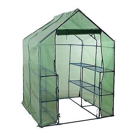 Bond Bloom Large Walk-In Greenhouse