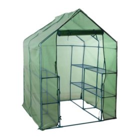 Bond Bloom Large Walk-In Greenhouse