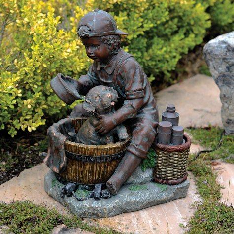 Glenville Fountain