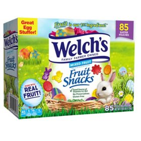 Welch's Easter Fruit Snacks (85 ct.)