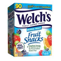 Welch's Mixed Fruit Fruit Snack (90 ct.)