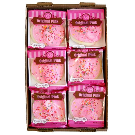 Granny B's Cookies Pink Sugar  (12 ct.)