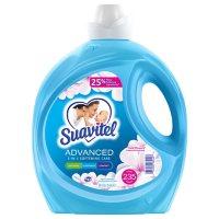 Suavitel Advanced, Field Flowers Liquid Fabric Softener, Blue (160 oz., 235 loads)
