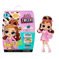 LOL Surprise Tweens Fashion Doll Fancy Gurl with 15 Surprises
