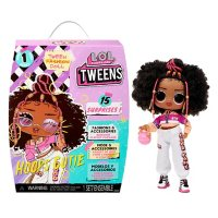 LOL Surprise Tweens Fashion Doll Hoops Cutie with 15 Surprises