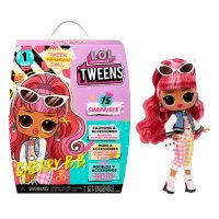 LOL Surprise Tweens Fashion Doll Cherry BB with 15 Surprises