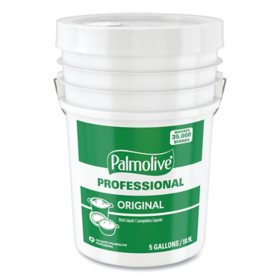 Palmolive Professional Dishwashing Liquid, Original Scent, (5 gallon)