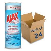 Ajax Oxygen Bleach Powder Cleanser, 21 oz. can (24 pk.)