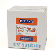 Riceland Vegetable Donut Frying Shortening - 50 lb