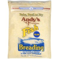 Andy's Seasoning Fish Breading - Yellow - 5 lbs.