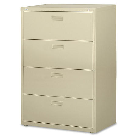 Enjoyable Hirsh 30 4 Drawer Lateral File Cabinet Select Color Download Free Architecture Designs Scobabritishbridgeorg