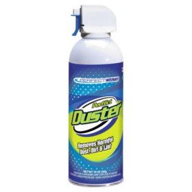 Perfect Duster® Power Duster, 10 oz Can, 6 pk.