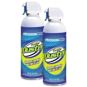 Perfect Duster® Power Duster, 10 oz Can, 2 pk.