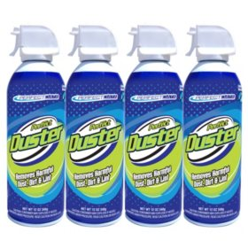 PerfectData - Perfect Duster, 10 oz - 4 pack