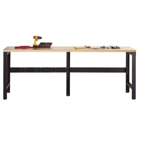 Edsal Silvervein 7.5' Workbench