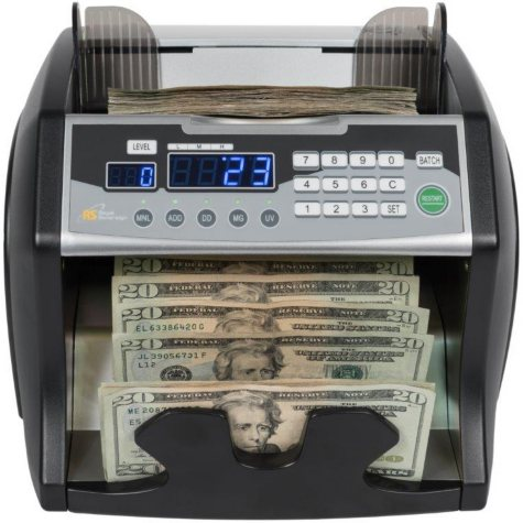 Royal Sovereign Digital Bill Counter