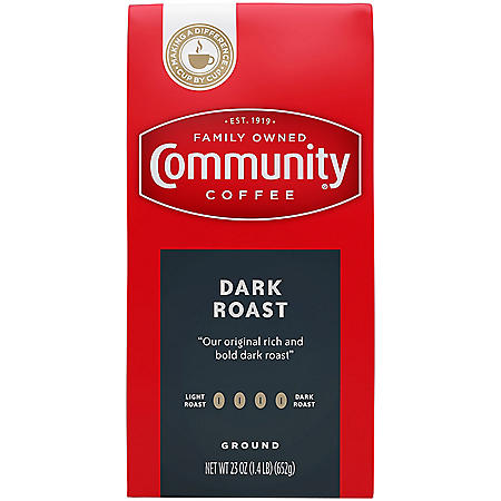 Community Coffee Premium Dark Roast (23 oz.)