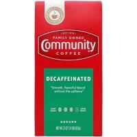 Community® Coffee Decaffeinated Vacuum Sealed Pack (23 oz.)