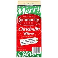 Community Coffee Ground Holiday Blend, Medium Roast (32 oz.)