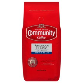Community Coffee Ground, American Classic (40 oz.)