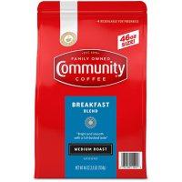 Community Coffee Ground, Breakfast Blend (46 oz.)