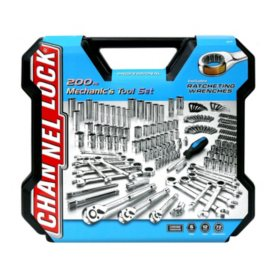 Channellock Mechanic's Set (200 pc.)