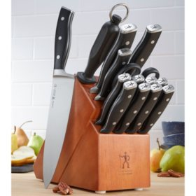JA Henckels International 15-Piece Forged Accent Knife Block Set