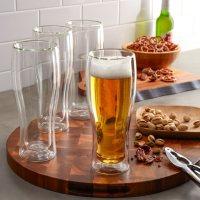 Henckels International 14-oz. Double Wall Beer Glass, 4-pack