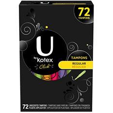 Kotex U Tampons - Unscented - 72 ct.