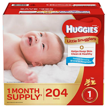 Huggies Diapers, Wipes and Training Pants