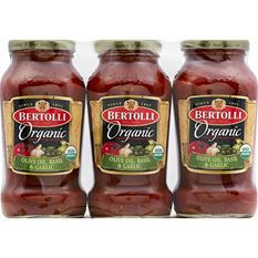 Bertolli Organic Pasta Sauce (24 oz. jar, 3 ct.)