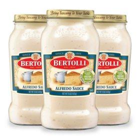 Bertolli Alfredo Sauce (15 oz., 3 pk.)