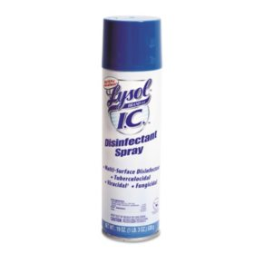 Lysol I.C. Disinfectant Spray, Original Scent (19 oz.,12 pk.)