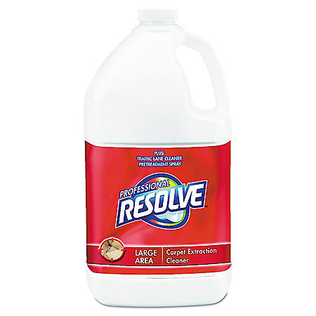 Professional RESOLVE Carpet Extraction Cleaner Concentrate (1 gal.)