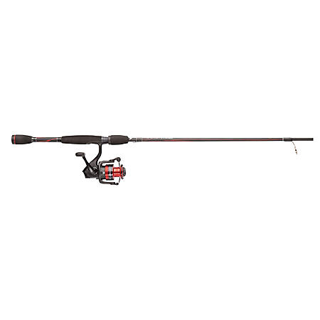 Black Max Spinning Combo (Choose Your Model)