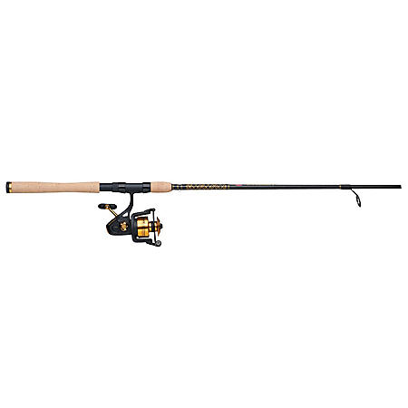 Penn Spinfisher V Saltwater Fishing Rod and Reel Spinning