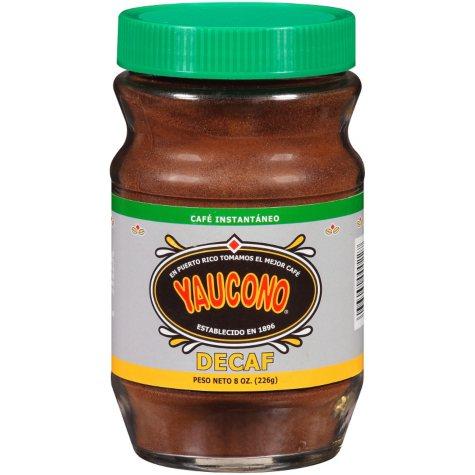 Yaucono Decaf Instant Coffee - 8 oz.