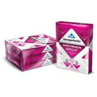 "Georgia-Pacific Super Premium Bright Inkjet & Laser Paper, 8.5"" x 11"", 28 lb, 97 Bright, 900 sheets"