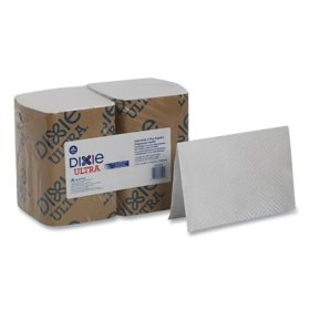 Dixie Ultra Interfold 2-Ply Napkin Dispenser Refill, 3000 Napkins (3213000)