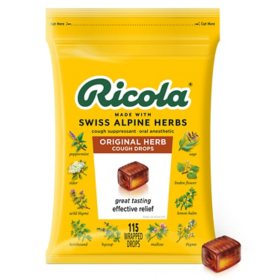 Ricola Original Natural Herb Cough Drops (130 ct.)