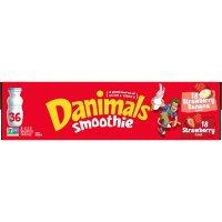 Dannon Danimals Smoothies Strawberry Variety Pack (36 pk.)