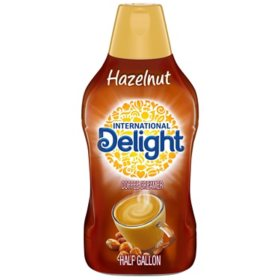 International Delight Hazelnut Coffee Creamer (64 fl. oz.)
