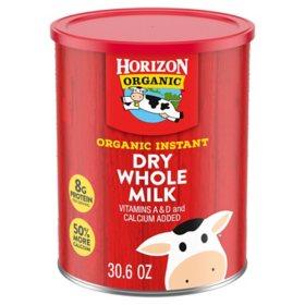 Horizon Organic Instant Dry Whole Milk (30.6 oz.)