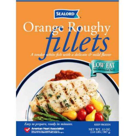 Orange Roughy Fillet 2 lb.