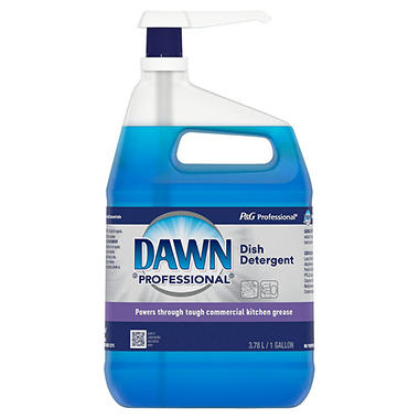 Original Dawn Dishwashing Liquid - 1 gal.